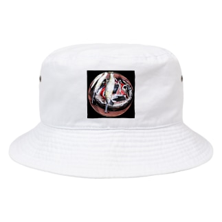 鮎の塩焼き Bucket Hat