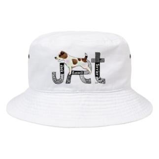 ジャックラッセルテリアっていう犬。 Bucket Hat