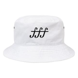 てぃてぃてぃ Bucket Hat
