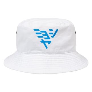 青みよしや Bucket Hat