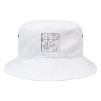 数独 Bucket Hat