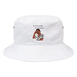 夏の文豪 Bucket Hat