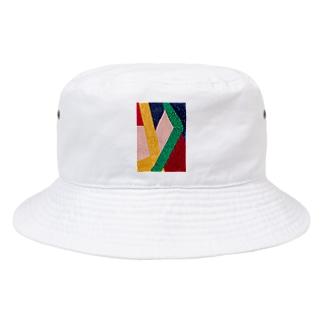 RETRO COLOR Bucket Hat