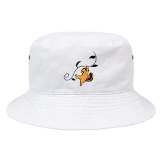 シマリスアドベンチャー Bucket Hat