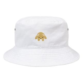 俯瞰くまちゃん Bucket Hat