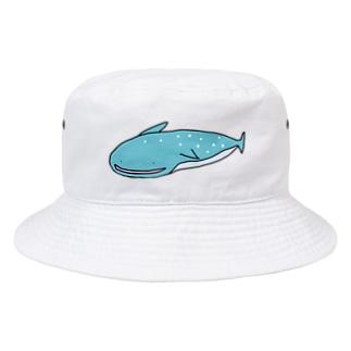 ジンベエザメ WAROLIER-ワロリエ Bucket Hat