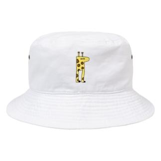 きりんグッズ Bucket Hat