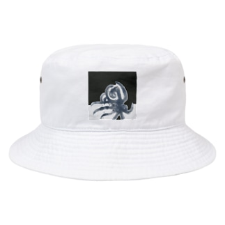 octopus Bucket Hat