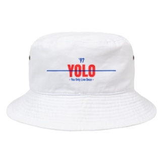YOLO Bucket Hat