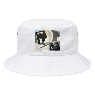 KonTon-ConteRock Bucket Hat