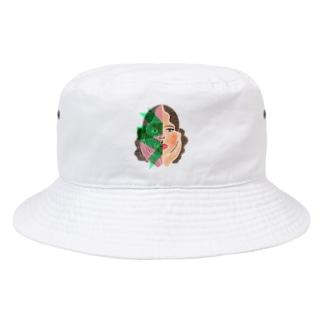 WOMEN COMPLEX 2 Bucket Hat