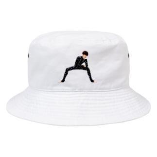 渡辺優 Bucket Hat