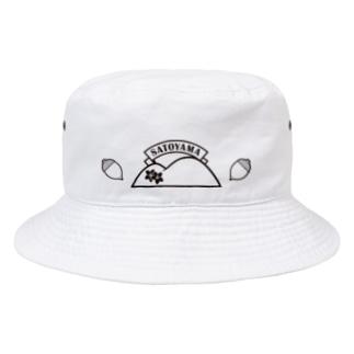 Satoyamaイメージ Bucket Hat