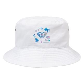 空は夢の海 Bucket Hat