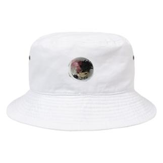 ヨーグルトアイスちゃん Bucket Hat