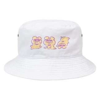 ダンシング・テディ轟 Bucket Hat