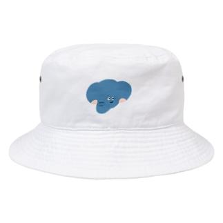 やさしいゾウのやさゾウくん Bucket Hat