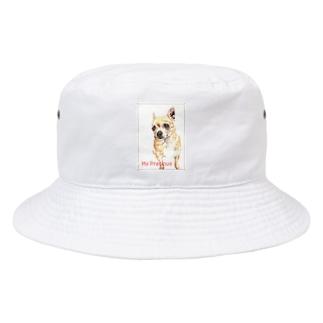 My Precious チワワ Bucket Hat