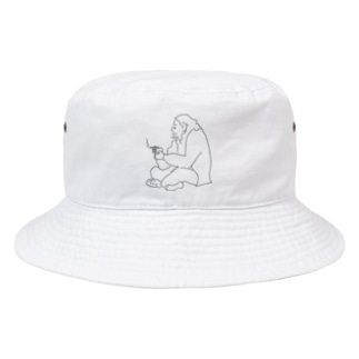 つっつん Bucket Hat