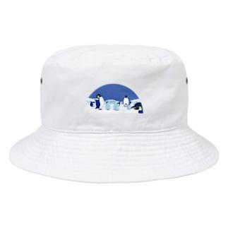 南極 Bucket Hat