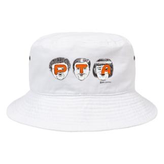 PTAな人々 Bucket Hat