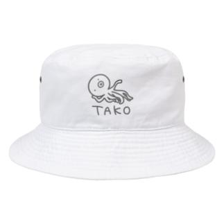 TAKO Bucket Hat