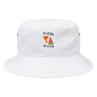 似ている食べ物 Bucket Hat