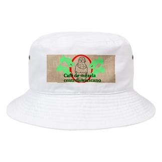中央アメリカブレンドコーヒー Bucket Hat