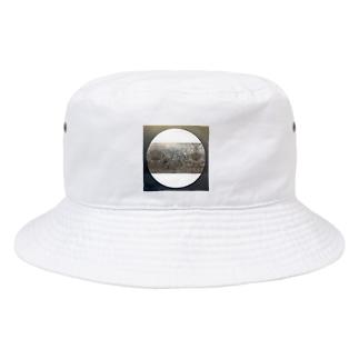 飯野 美穂 / miho iinoの強く地を蹴る Bucket Hat