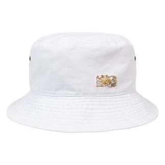 太陽と月 Bucket Hat