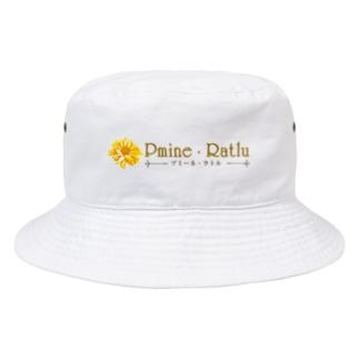 Pmine・Ratlu Bucket Hat