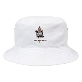 ★オタスケ・エフェクター ROCET OYAJI★ Bucket Hat