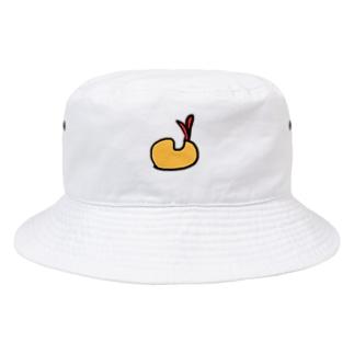 ポップコーンシュリンプ Bucket Hat