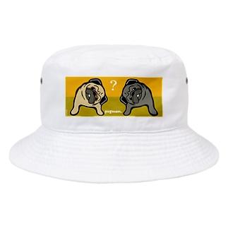 ぱぐこんび Bucket Hat