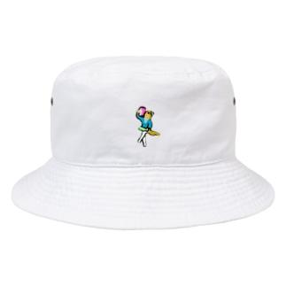 すずめ踊り Bucket Hat