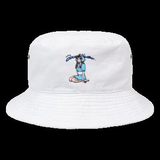 あとゐのロリ子チャン Bucket Hat