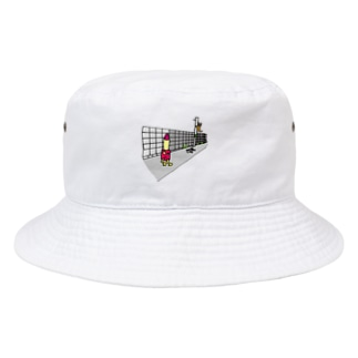 口紅星人 Bucket Hat