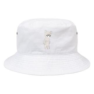 くまろんぱーす Bucket Hat