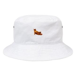Elegant Cat 3 Bucket Hat