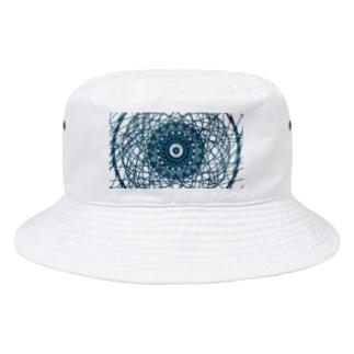 デザイン Bucket Hat