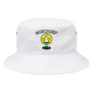 赤ちゃん「MISCHIEF」 Bucket Hat