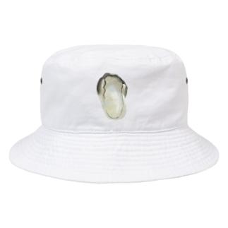 海のミルク Bucket Hat