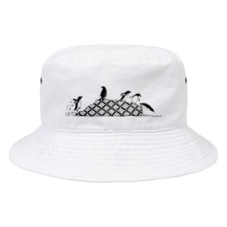 ペンギンズ Bucket Hat