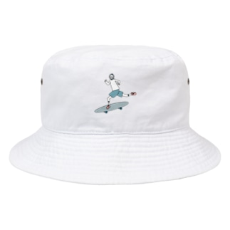 スケートGirl Bucket Hat