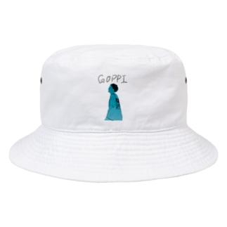 GOPPI Bucket Hat