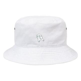 ふわふわトイプードル1 Bucket Hat