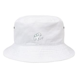 ソラリナのふわふわトイプードル6 Bucket Hat
