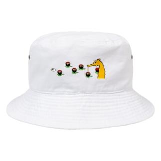 怠惰 Bucket Hat