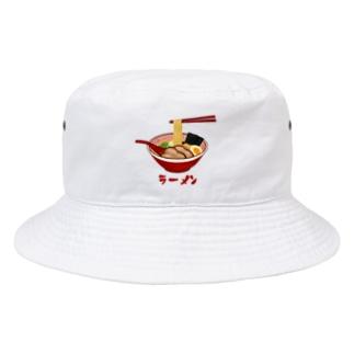 ラーメン Bucket Hat