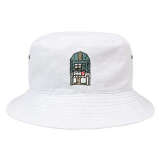 よろず堂 いろどり Bucket Hat